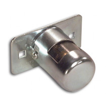 """Keep your information visible with this 12-volt Truck-Lite License Plate Light. It's housed in cadmium-plated steel to hold up to hard wear, and the incandescent bulb is easily replaceable thanks to screw-on cam covers.  - Dimensions: 2.75"""" x 1.5"""" x 2"""" 