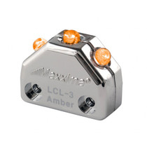 Micro Amber - 3 LED's LCL-3MBR,MAX,Maxxima