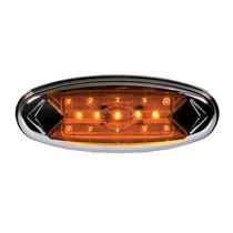 Maxxima Pete Light - Clearance Marker - Amber