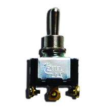 This Cole Hersee 2-Way Toggle Switch comes in housing options reinforced with die cast, pure plastic, and a plastic/metal combination. The weather-resistant variations work well in environments with abundant dirt and moisture. These toggle switches are available with either illuminated or paddle actuators and three different handle variations: short, long and ball. | OEM Part Number: 5586-BX