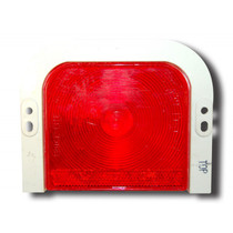 "Stay safe with this TruckLite Tail Light for your Cottrell trailer. It functions as a stop, left-hand turn and tail light and has incandescent lighting for the perfect amount of visibility.  - Fits in 7.83"" x 4.43"" hole  - Weight: 1 lb."