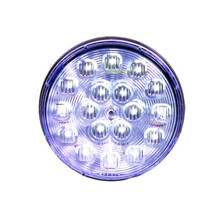 Maxxima Lightning 4in Round Back Up Light