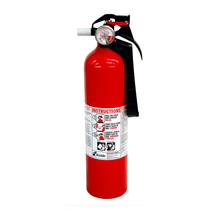 Prevent a catastrophe in your home, workspace or vehicle with this portable Kidde Fire Extinguisher. For added peace of mind, keep this lightweight item on hand wherever there's a possibility of flammable liquids or electrical fires. It's suitable for general use.  - Weight: 3 lbs.   OEM Part Number: 440161/KN 10BC