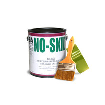 Black Non-Skid 1 GAL Kit Fast Dry Enamel Coating