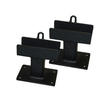 "Collins SLZ Dolly Mounts 4.80 Short 4"" (Set)"