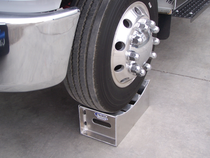 In The Ditch Aluminum Tire Stand