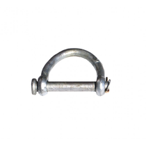 "B/A Products Recovery Strap Shackles  4""  Web"