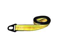 Wheel Lift Strap | 2in x 8ft w/ A plate