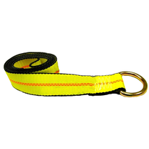 Strap with D-Ring | 12 ft x 2 in