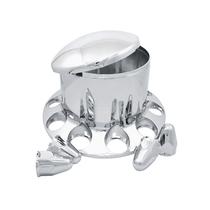 ECTTS Wheel Hubcap Kit w/Nut Covers (Rear)