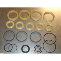 Cylinder seal kit will fit Cottrell Telescopic Aluminum cylinders This is a three-stage cylinder This seal kit will replace all of the seals that are included in this type of cylinder  4669,COT,Cottrell