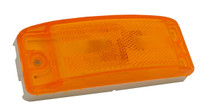 Grote Rectangular Clearance Marker - Amber/Yellow
