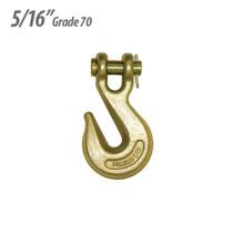 Clevis Cradle Grab Hook, Grade 70, 5/16in