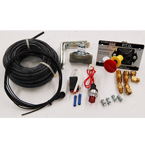 Replace the PTO shifting mechanism in your rig with this Hydraulic PTO Air Shift Kit. It illuminates to let you know when the PTO is engaged, and it includes everything you need to make secure connections.   OEM Part Number: 328388-37X