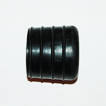 ECTTS BLACK H/D RUBBER FOOT CAP FOR HEAVY DUTY HEIGHT STICK