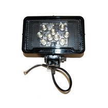 Maxxima 500 LUMEN 9 LED RECTANGULAR WORK LIGHT