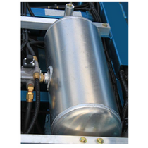 Cottrell Aluminum Air Tank