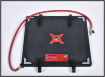 "24""x24"" Lifting Bag with 27 Ton lifting capacity made of Kevlar rubber compound. includes 5' red hose tail whip"