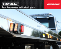 R.A.I.L.   FLASHER LIGHTS INSTALL PN:   1001145076S rear awareness indicator lights