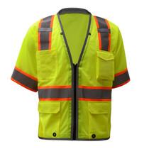 Premium Class 3 Hyper-Lite Vest, Lime