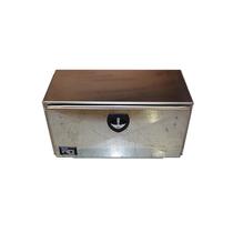 36in Toolbox Alum body w/Stainless Door