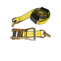 E-Track Wheel Strap for Car Carriers