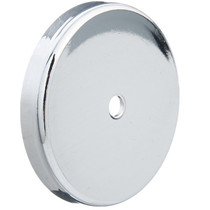 Master Magnetics ceramic round base magnets are powerful, low-profile magnets with an attachment hole in the center.