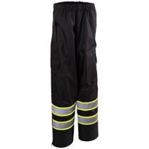 GSS Premium Rain Pants, Black