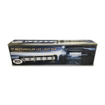 "7"" Mini Single Row LED Light Bar, 1260 Lumens"