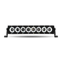 16in Halo Single Row LED Spot/Flood Light Bar,  4800 Lumens