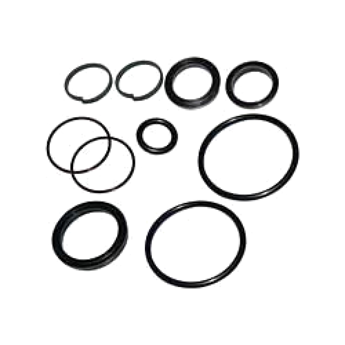 """Seal kit for Boydstun cylinders with a Rod size of 1 ½""""and Bore size of 2 ½"""". The actual measurement for the Bore is 2 7/8"""". This seal kit will replace all of the seals in this size of cylinder. 040016P,CFB,C.F. Bender"""