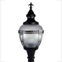 Decorative Post Top Lanterns