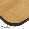 ProRent Plywood Serpentine Folding Table-USA Made (MC-PR-SERPENTINE)