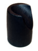 """Black Stability Cap for 7/8"""" Folding Chairs"""