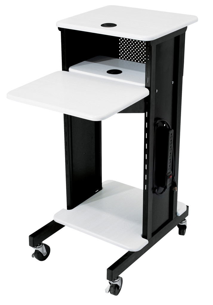 Premium Presentation Cart By Oklahoma Sound (OK-PRC-200)