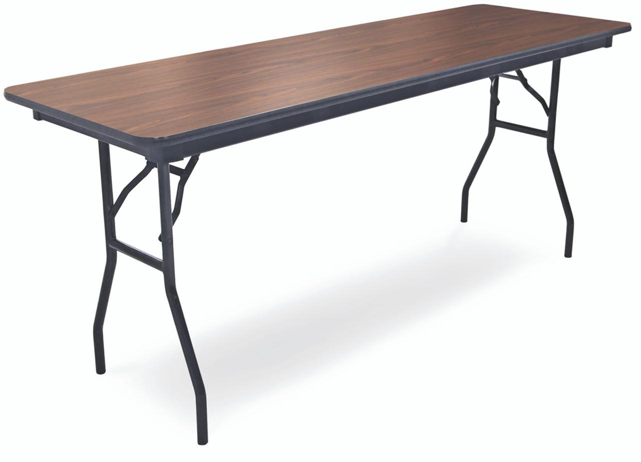 ... High Pressure Laminate Banquet Folding Table USA Made (MC LAM BANQUET)  ...