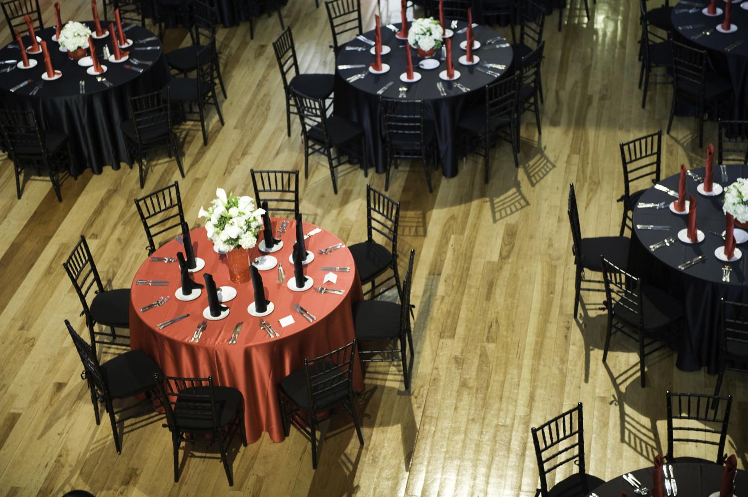 Floor Plans For Weddings, Part 1