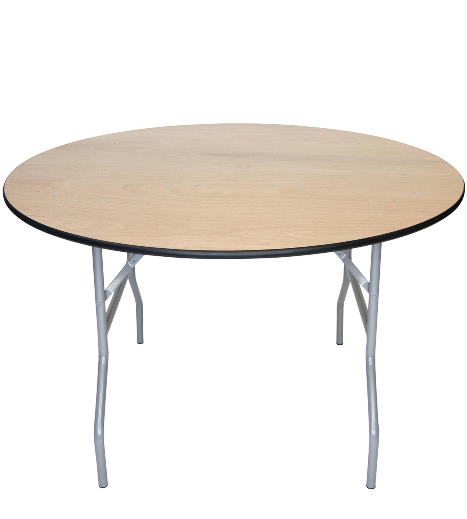 Classic series 48 4 ft round plywood folding table vinyl classic series 48 4 ft round plywood folding table vinyl edging jeuxipadfo Choice Image