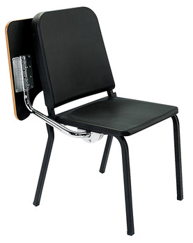 Melody Music Stack Chair With Optional Flip Tablet Arm By National Public Seating,  8200 Series