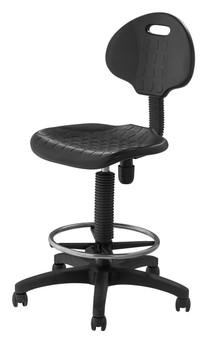 Adjustable Kangaroo Stool By National Public Seating, 6700 Series