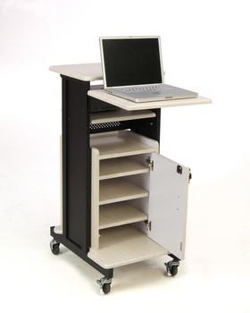 Premium Plus Presentation Cart By Oklahoma Sound (OK-PRC-250)