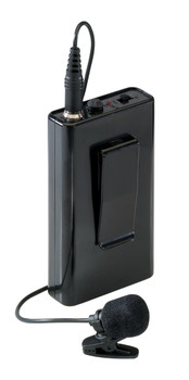 Lavalier Wireless Mic With Tie-Clip By Oklahoma Sound (OK-LWM-6)