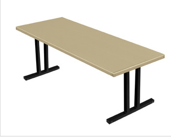 Alulite Seminar Aluminum Folding Table
