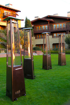 Rhino Series 41,000 BTU Bronze Flame Patio Heater (PR-4020)