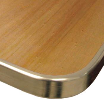 ProRent Plywood Seminar Folding Table-USA Made (MC-PR-SEMINAR)