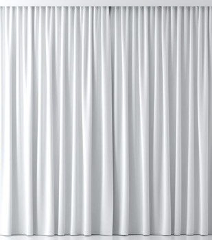 5 ft Wide Solid Polyester Drapes