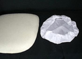 Polyester Blend Slipcover for Wood Base Chiavari Cushions