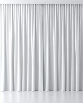 5 ft Wide Spun Polyester Drapes