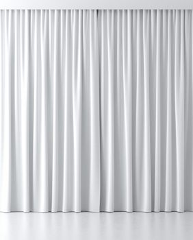 5 ft Wide Spun Polyester Drapes