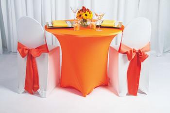 Spandex Table Linen